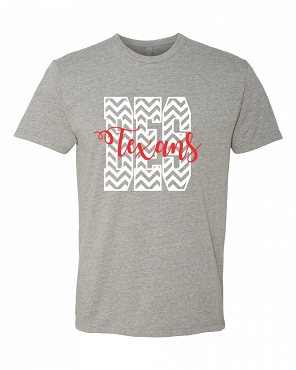 Girl's Chevron Tee