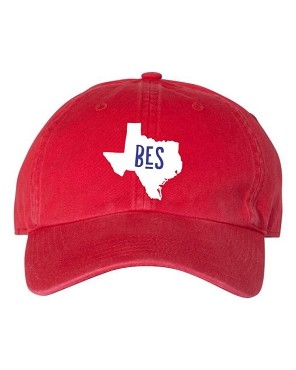 Red BES Hat